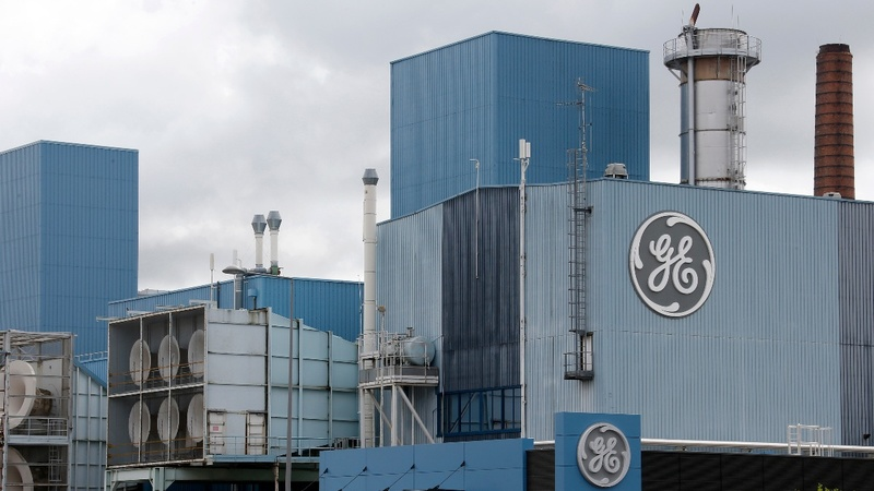 GE has a power problem and so does its stock