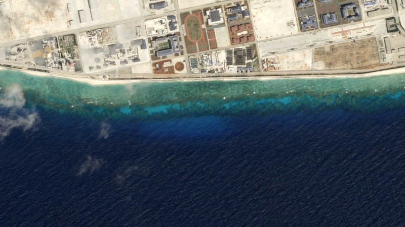 New data highlights a China reef building boom