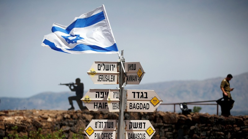 U.S. may soon recognise Israel's hold on Golan