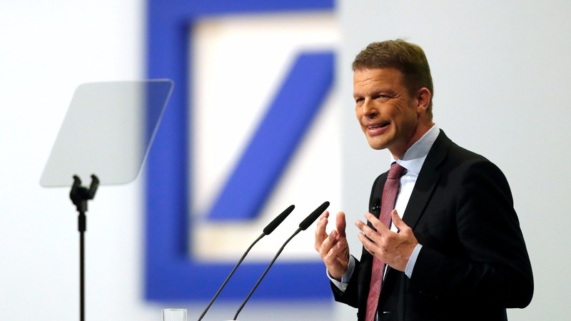 Deutsche Bank cuts at least 7,000 jobs in trading retreat