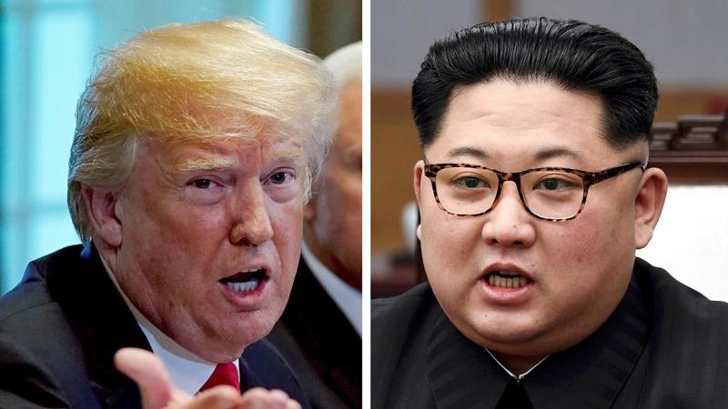 Trump cancels summit with North Korea's Kim