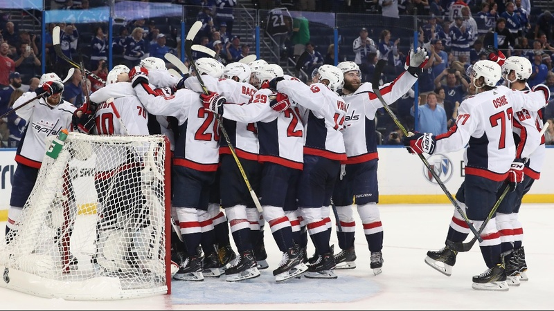 Washington Capitals head to finals after 20 years