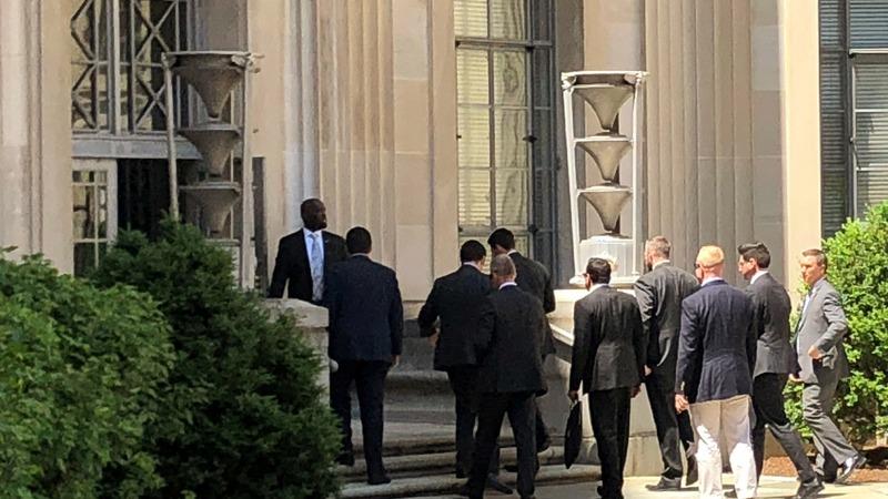 FBI, DOJ brief lawmakers on Russia probe informant