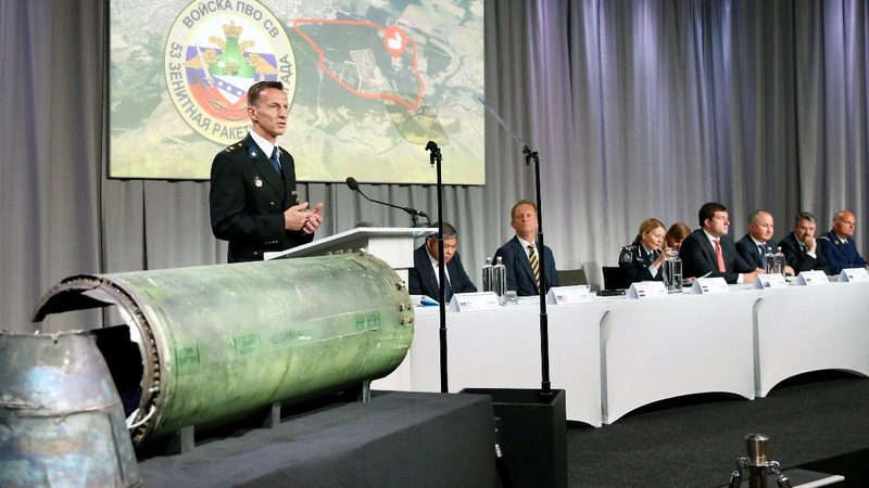 Russia responsible for MH17: Dutch cabinet