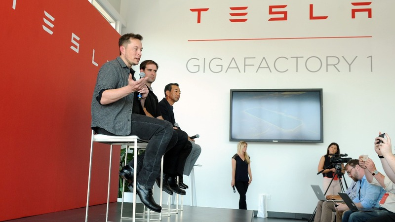 EXCLUSIVE: Tesla calls in airlift for battery plant