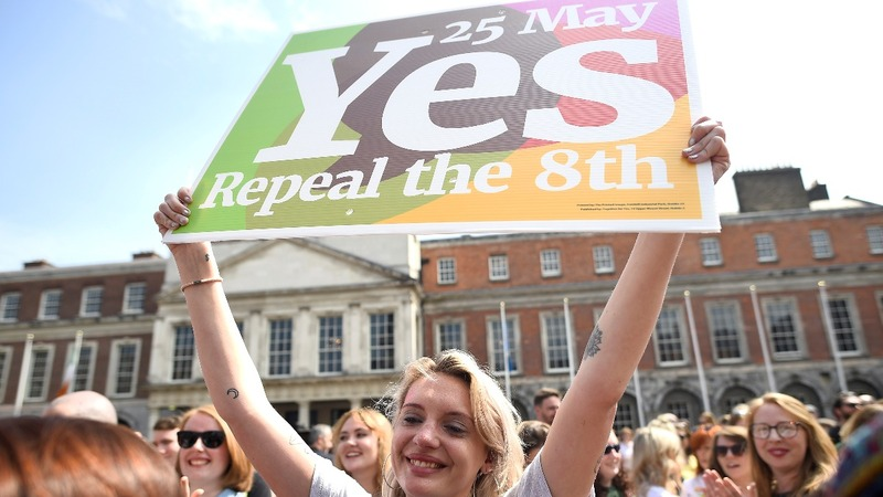 Ireland vote ends abortion ban in 'quiet revolution'