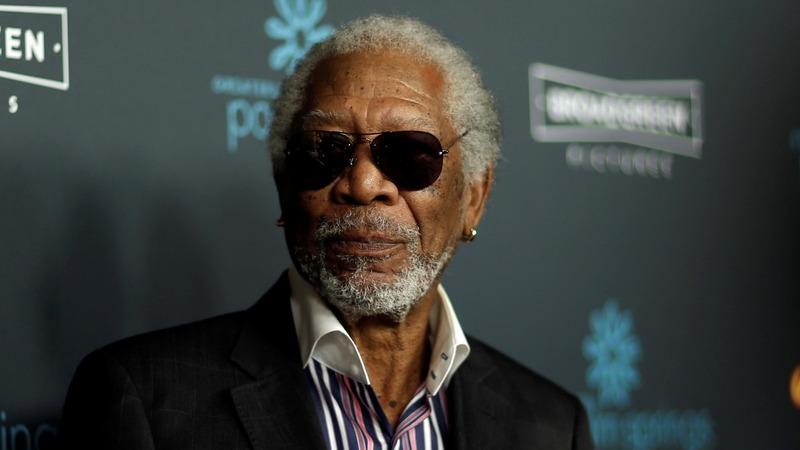 Morgan Freeman apologizes, denies accusations
