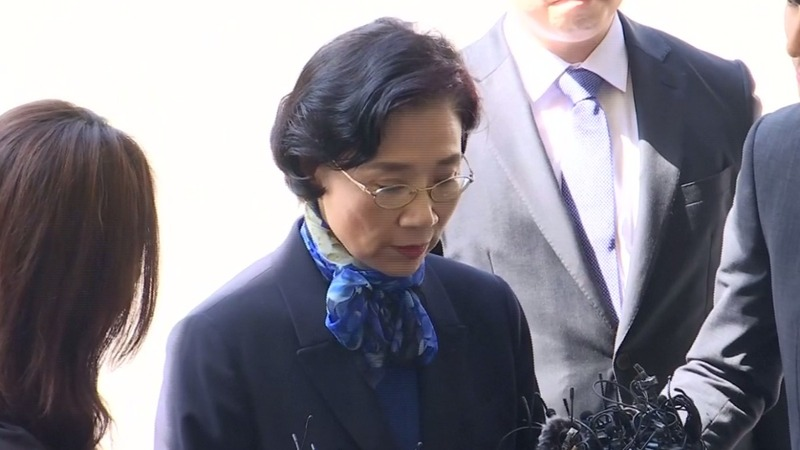 Korean Air chairman's wife faces abuse allegations