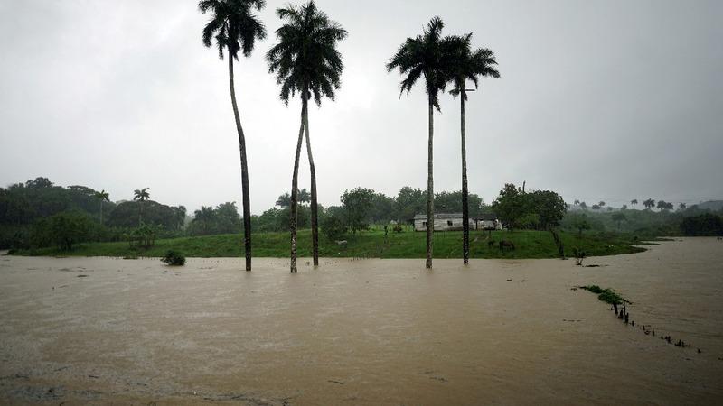 Florida braces for Storm Alberto landfall
