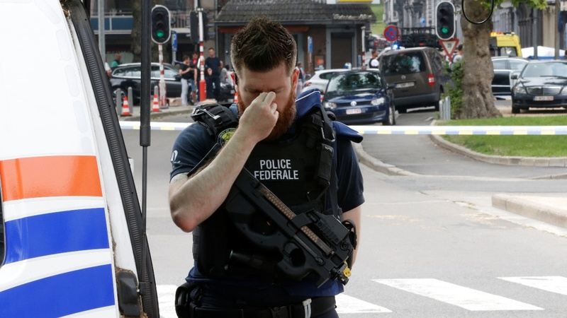 'Terrorist' attacker kills three in Belgium