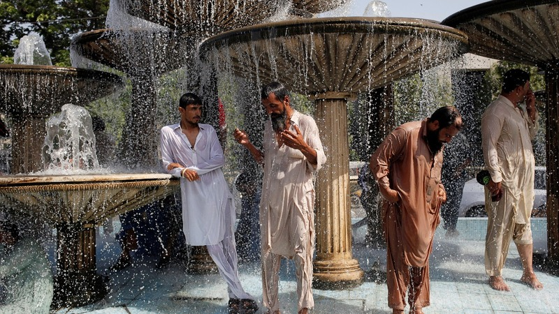 Karachi hit by another sweltering heatwave