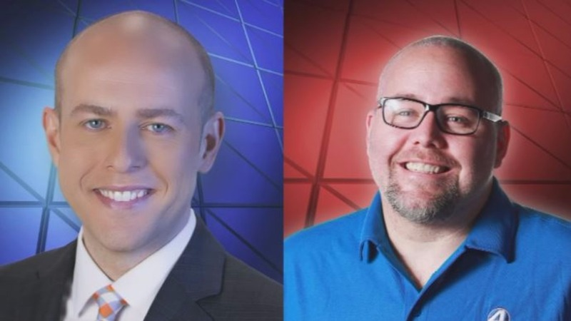 Two journalists killed while covering storm