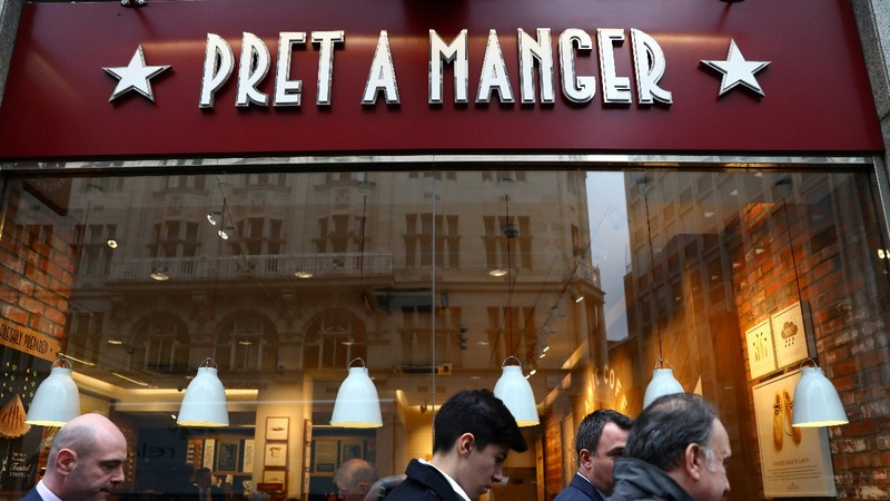JAB buys Pret a Manger to sweeten its empire