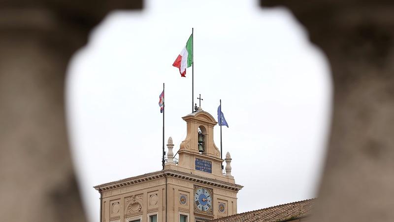 Italy's political turmoil hits global markets
