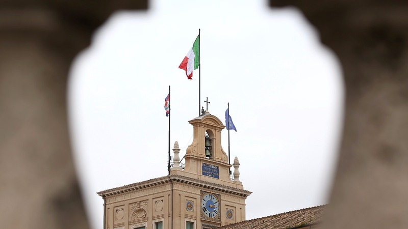Italy's political turmoil hits global markets