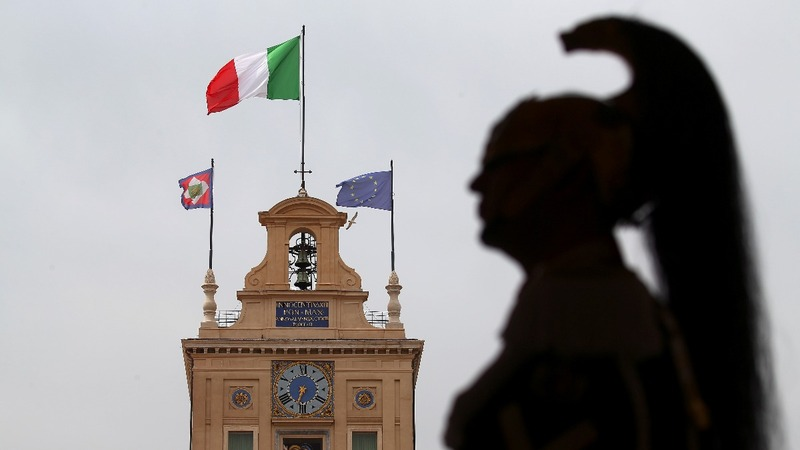 Global markets follow Italy in major retreat