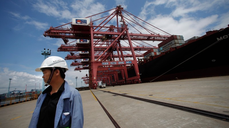 China state media slams shock U.S. tariff threat
