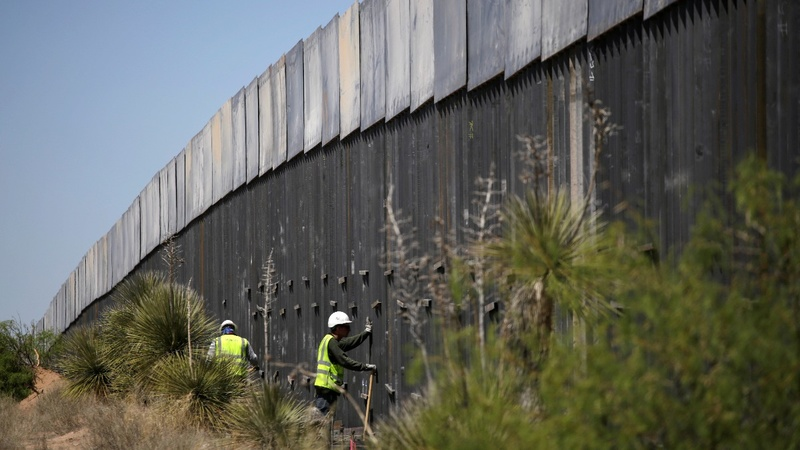 Trump: Mexico will pay for the border wall