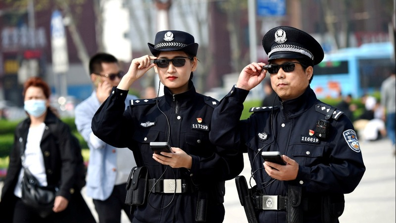 In China, a race to supply surveillance tech