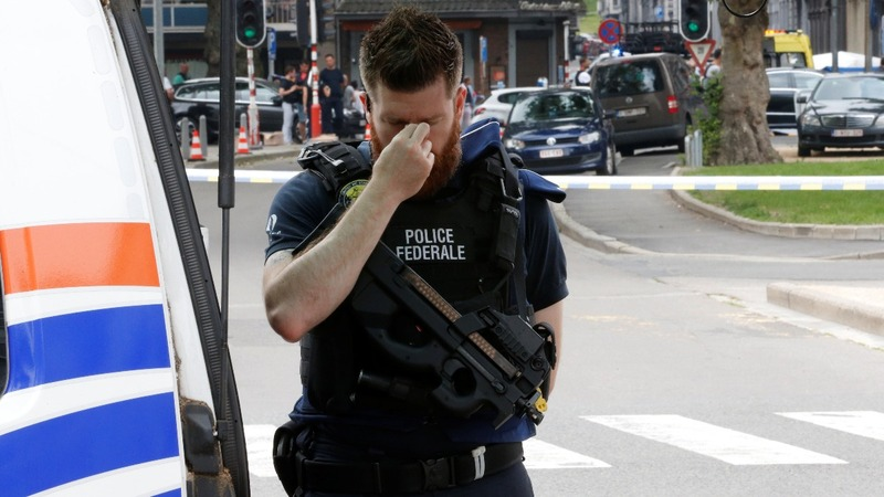 Belgium attacker was a 'radicalized' convict