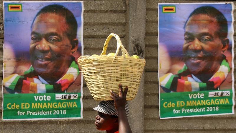 Zimbabwe's first poll since Mugabe set for July