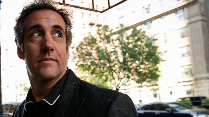Judge sets deadline for Cohen document review