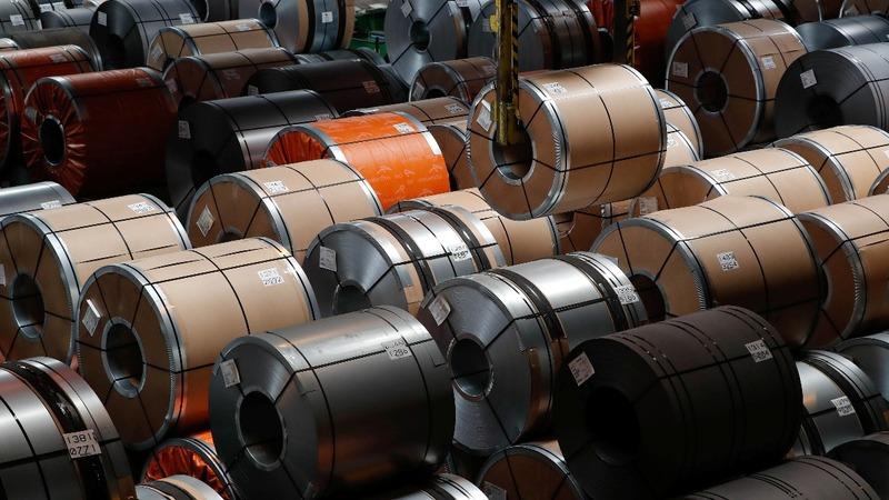 Trump plans to slap EU with metal tariffs: sources