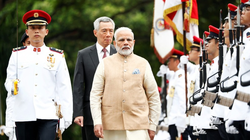 India's Modi set to deliver Shangri-La keynote