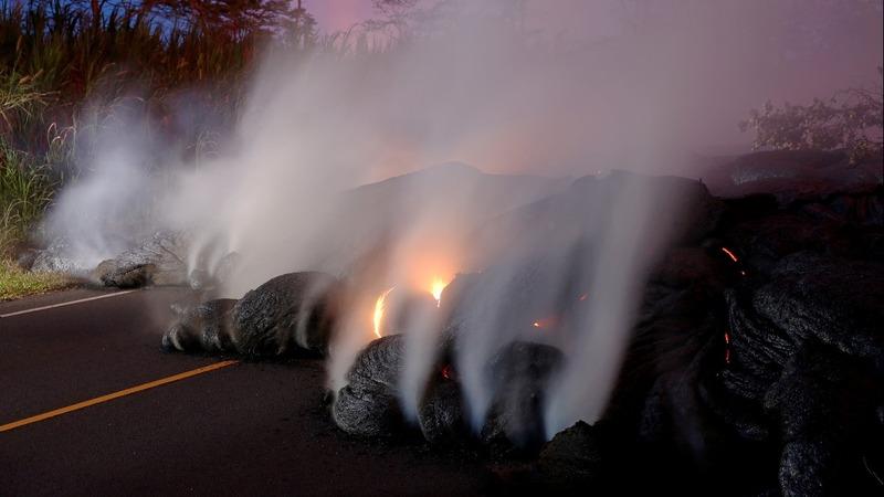 Hawaii orders new evacuations over Kilauea