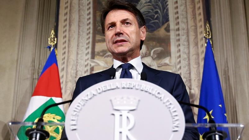 Markets calm as Italy breaks political deadlock