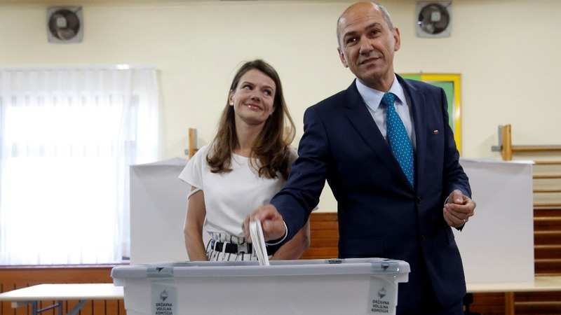 Anti-immigrant party tipped to win Slovenia poll