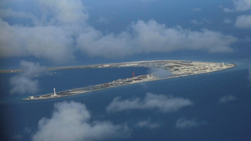 U.S. weighs more South China Sea patrols