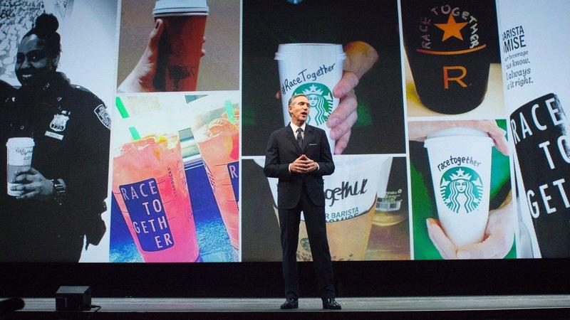 Starbucks's Schultz steps down after 40 years