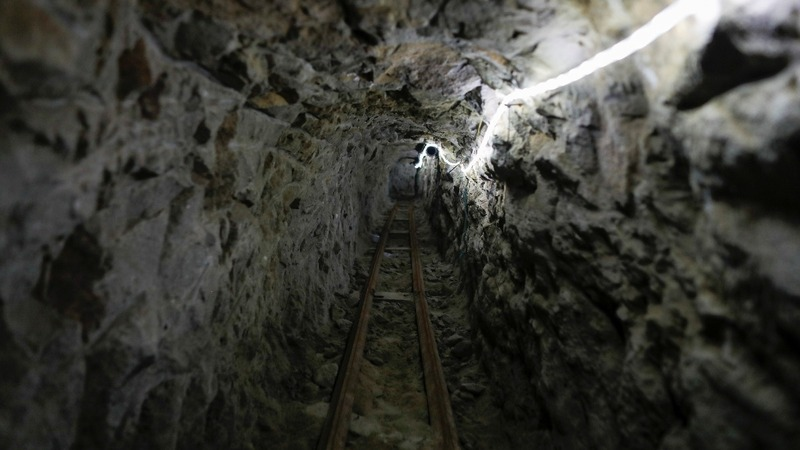 A look at illegal tunnels at U.S.-Mexico border