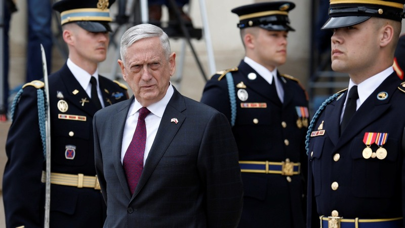 Mattis to call for beefed-up NATO: sources