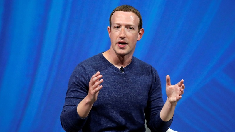 Facebook confirms data sharing with Chinese firms