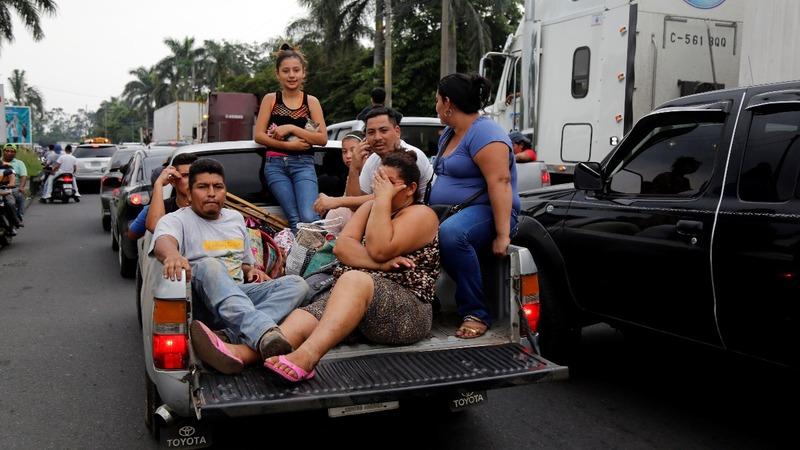 Guatemala warns of more volcanic activity