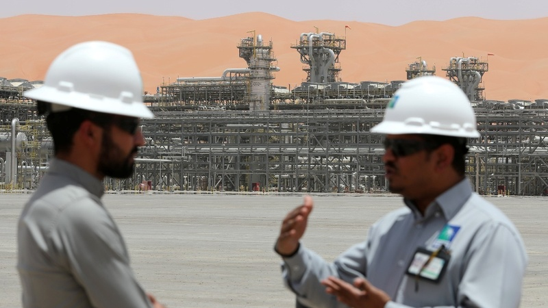 A rare look inside Saudi Aramco ahead of sale