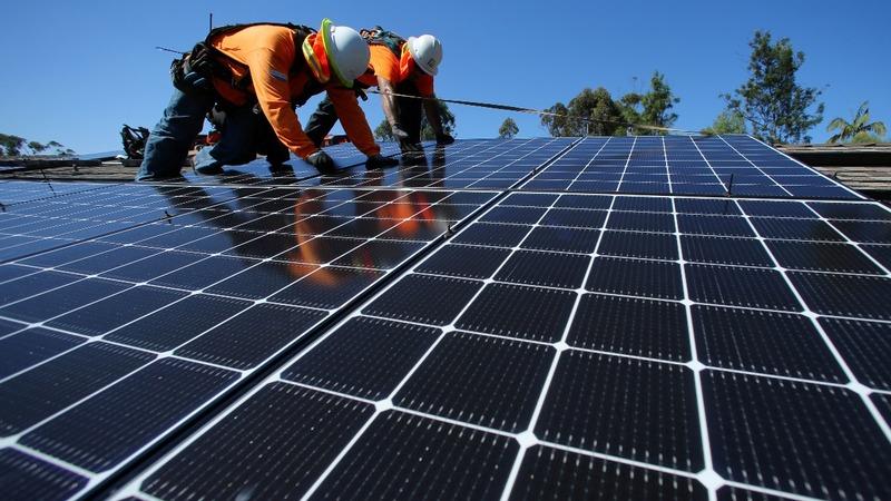 The cost of Trump's solar tariff