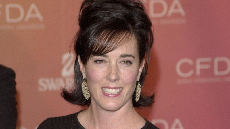 Kate Spade suffered depression for years, husband says