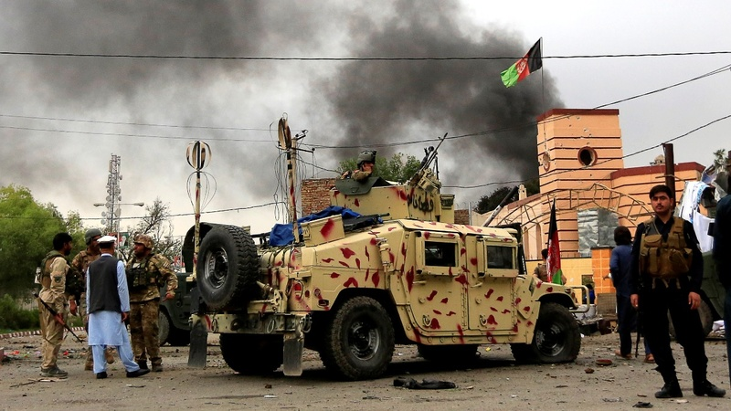 Afghanistan announces ceasefire with Taliban