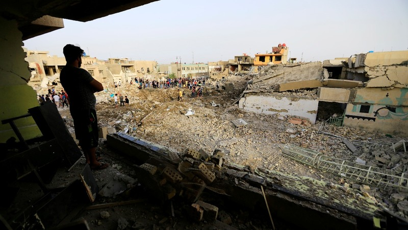 Election recount, Baghdad bomb fuel Iraq tensions