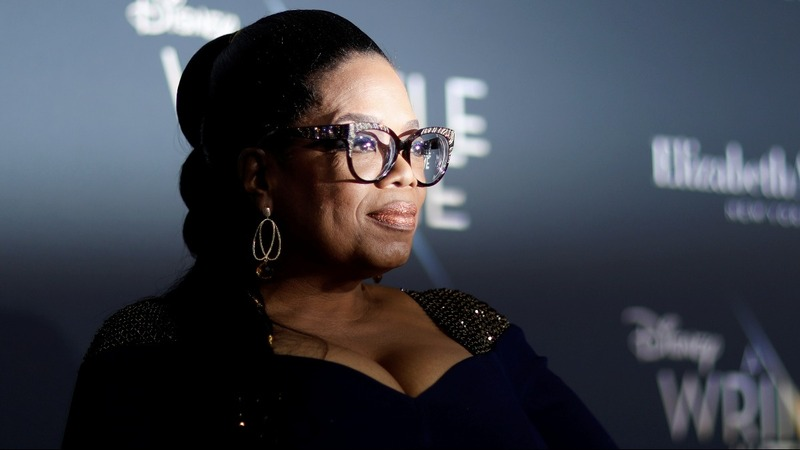 Smithsonian honors Oprah with museum exhibit