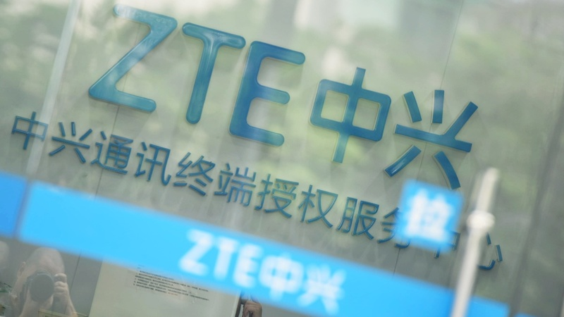 China's ZTE back in business with U.S. deal
