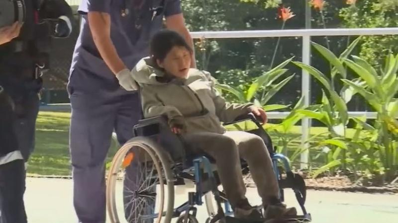 Korean tourist survives six nights in Australian bush
