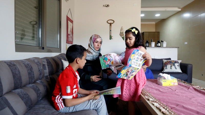 'Why we protest': a Jordanian family's struggle