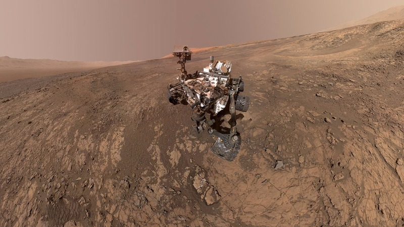 NASA: Mars had the ingredients needed for life