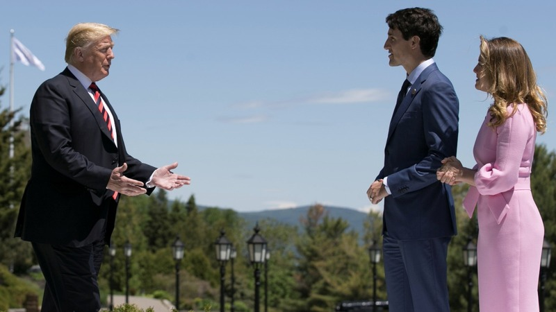 Trump's attacks on trade set icy tone for G7