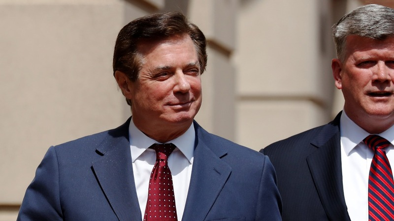 New charges against Manafort and a Russian operative