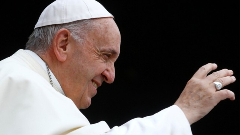 Pope warns energy bosses of global destruction